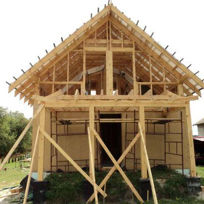 Dom szkieletowy Ludwin 2