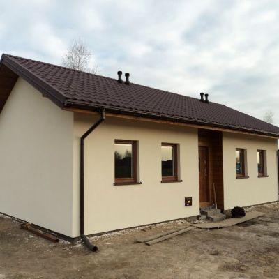 Dom szkieletowy Motycz - Lublin, lubelskie