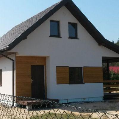 Dom szkieletowy Lejno II