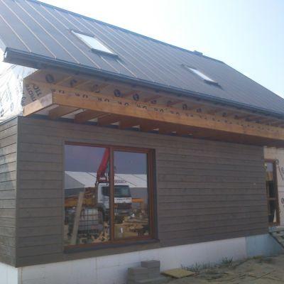 Dom szkieletowy 80 m2 Niedzwica