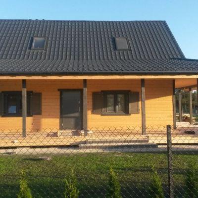 Dom szkieletowy we Włodawie II