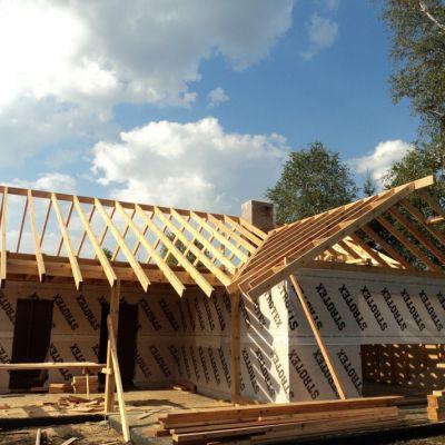 Dom szkieletowy 150 m2 Lejno