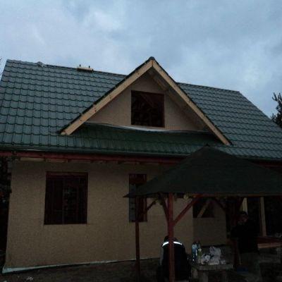 Dom szkieletowy Włodawa - Lubelskie