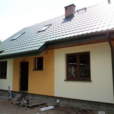 Dom szkieletowy Garwolin - mazowieckie, WarszawaDom szkieletowy Garwolin - mazowieckie, Warszawa