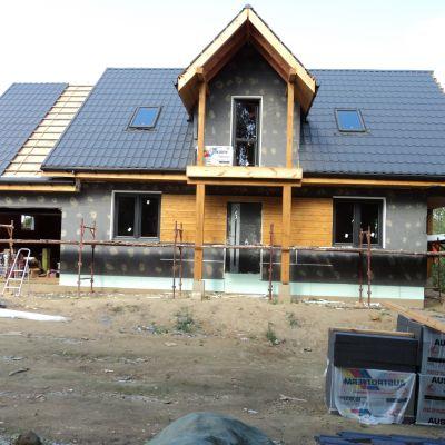 Dom 130 m2 - Płoszowice